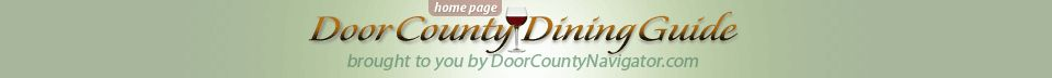 Door County Dining Restaurant Guide