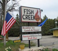 Fish Creek Grill